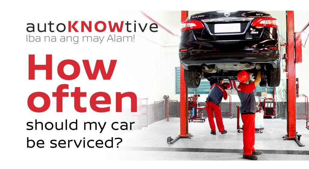autoknowtive how often should my car be serviced